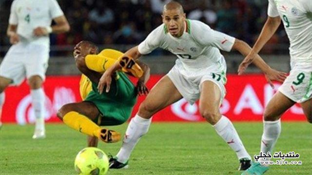 مباراة الجزائر وتوجو بطولة افريقيا