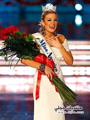 مالوري هيغان ملكة جمال امريكا