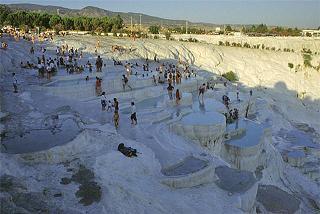 قلعه القطن بتركيا 2013 معلومات