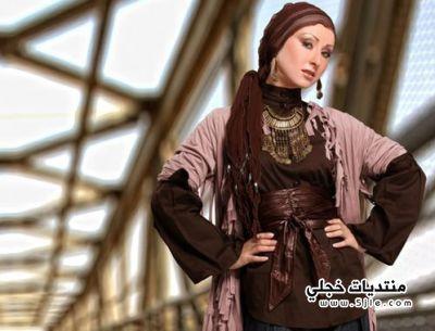 اروع ملابس للمحجبات لفات روعة