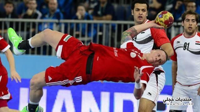 بطولة العالم لكرة اليد 2013