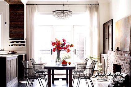 منزل الممثلة كيري راسل ديكورات