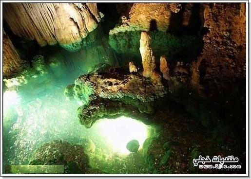 الكريستال المكسيك crystals' cave الكريستال