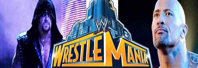 ��������� WrestleMania ��������� 2013 WrestleMania