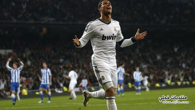 رونالدو ينقذ ريال مدريد ورطة