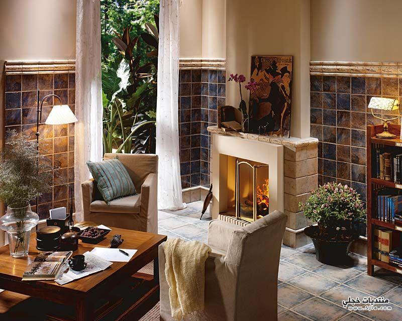 ديكورات منازل اسبانيه جديده 2014