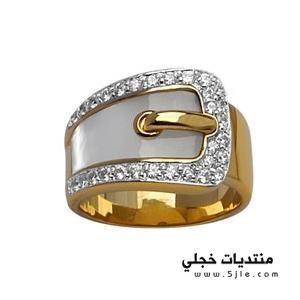 خواتم انيقه 2013 موضه الخواتم