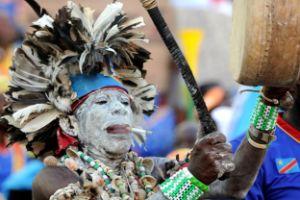 مشجعين الامم الافريقية 2013 جماهير