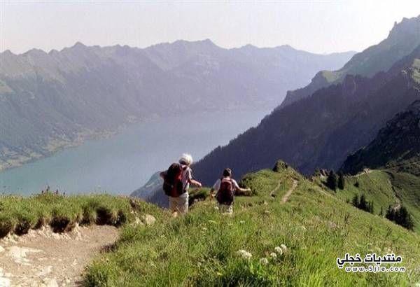 مدينه انترلاكن السويسريه 2013 مدينه