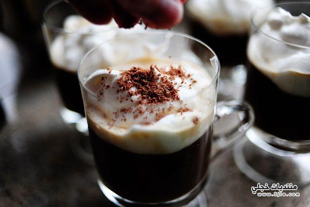قهوة التوفي الاسبانيه