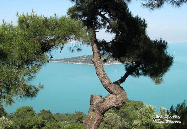 الاميرات التركيه اجمل لجزر الاميرات