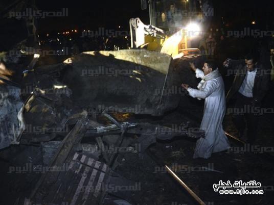 حادث قطار البدرشين الحربي حادث