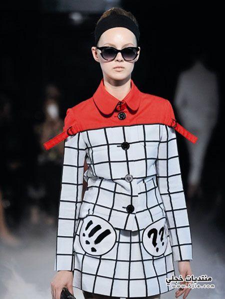 ازياء مربعات ملابس مربعات فساتين