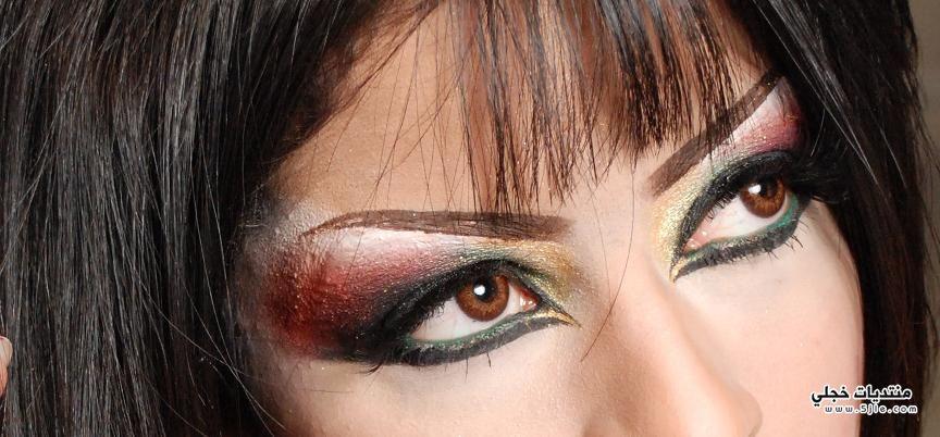 عيون مميز 2013 مكياج عيون