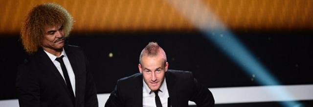 جائزة بوشكاش لافضل 2012 افضل