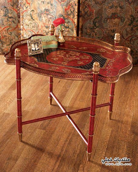 طاولات لزوايا البيت 2013 طاولات