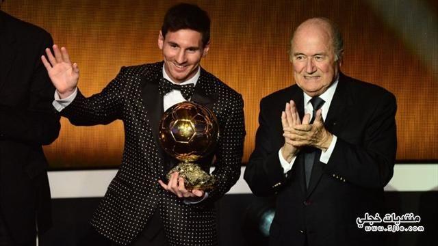 جوائز الكرة الذهبية 2013 جوائز