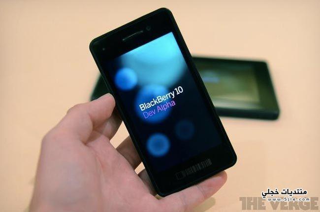 جهاز بلاك بيري Blackberry بلاك
