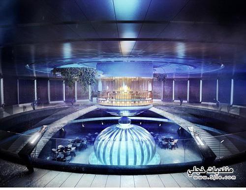 اكبر فندق الماء العالم تبني