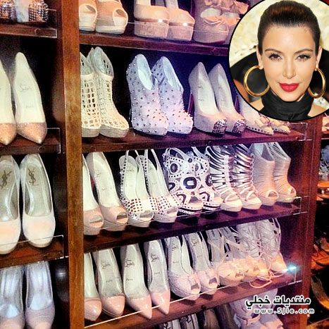 shoes kardashian 2013 احذية 2013