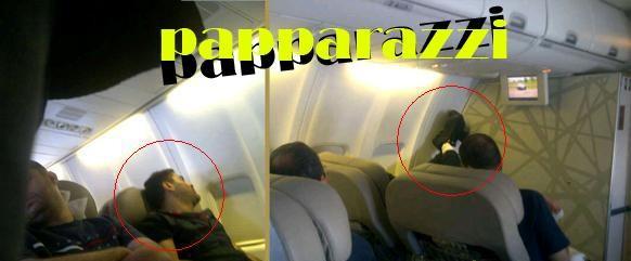 بالصورة لماذا انزعجت مضيفة طيران