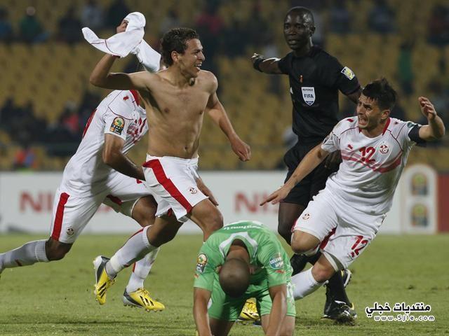 تونس الجزائر افريقيا 2013 تونس