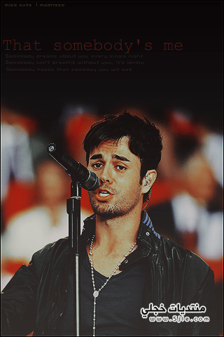 Enrique Iglesias iPhone Wallpaper ������