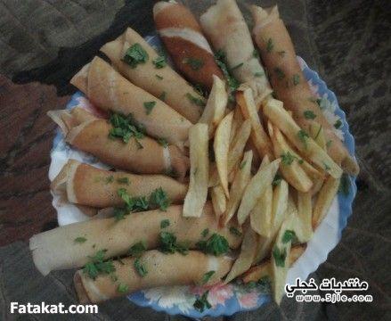 طريقة الشاورما الشامييه بالصورر