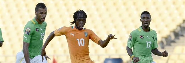 مباراة تونس وساحل العاج افريقيا
