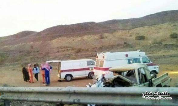 حادث سراة عبيد يودي بحياة