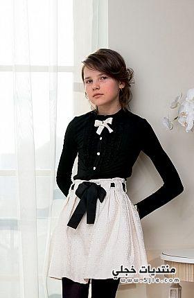 ملابس بنات للمدرسة 2015   ازياء مدرسية للبنات 2015   ملابس المدرسة