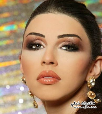 مكياج نجمات العرب 2014