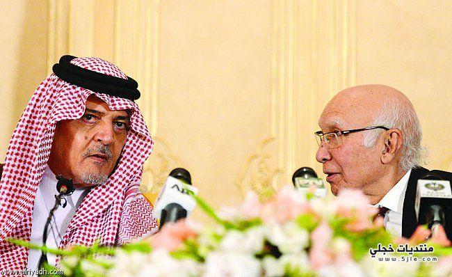سعود الفيصل سنواصل تقديم المساعدات
