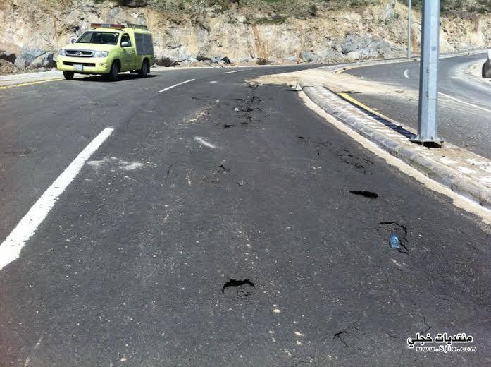 زلزال جازان 1435 زلزال جازان