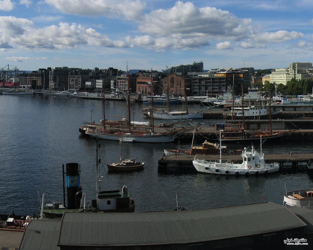 السياحة النرويج 2014