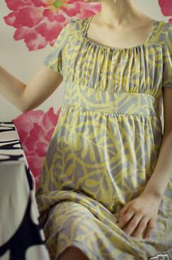ملابس حوامل منزلية 2014 فساتين