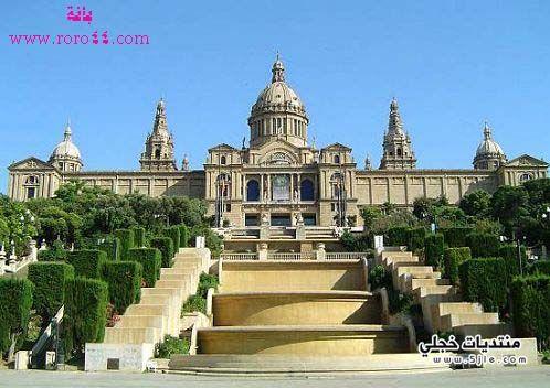السياحة اسبانيا 2014 الاماكن السياحية