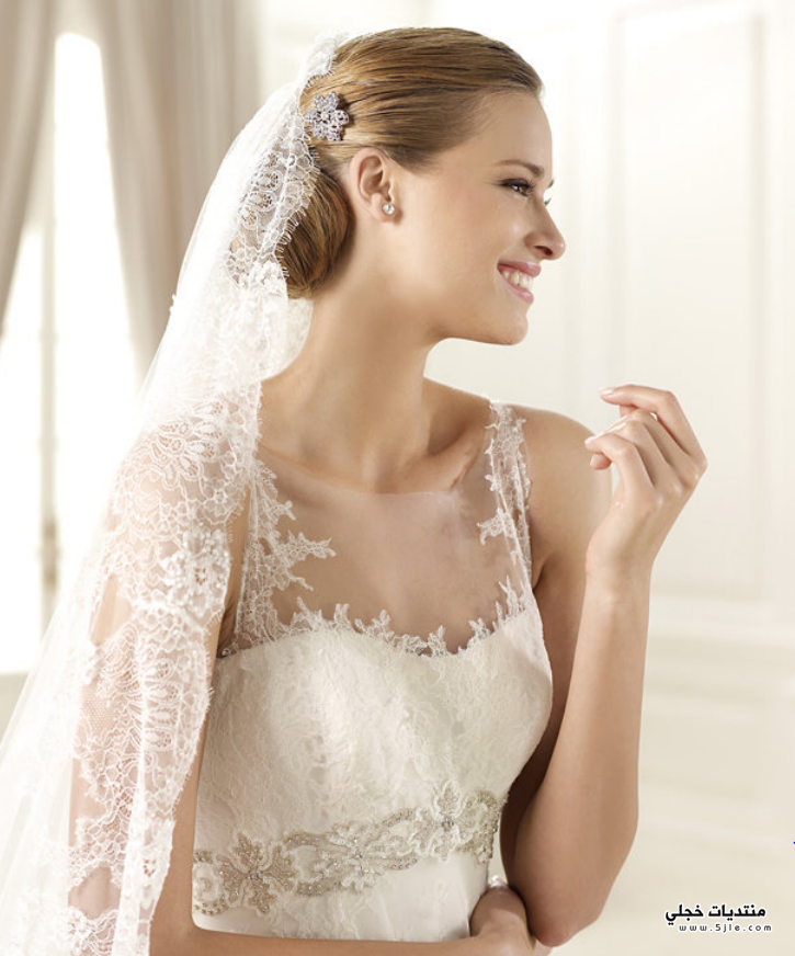 فساتين زواجات جديدة 2014 فساتين