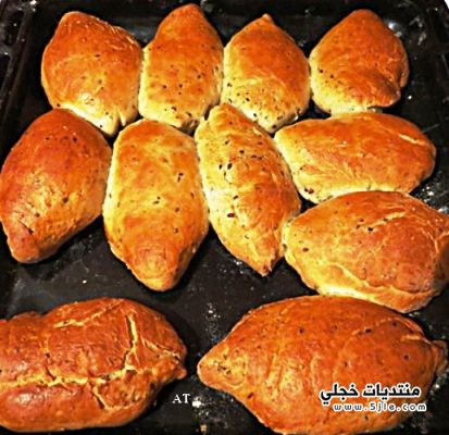 طريقة الصمون العراقي