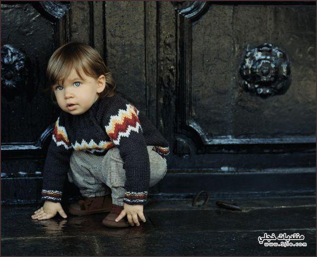 ملابس اطفال شتويه 2014
