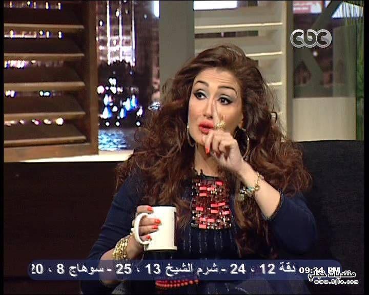 غادة عبدالرازق برنامج العاصمة