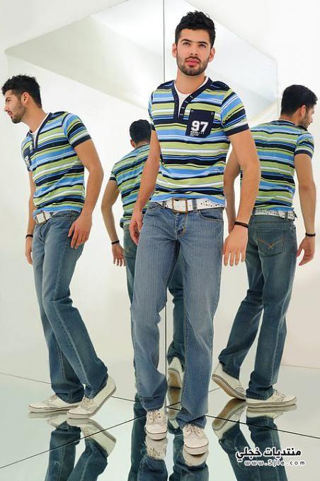 ملابس شباب كجوال