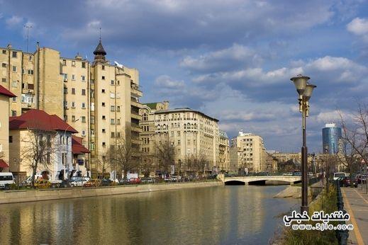 السياحة بوخارست الرومانية