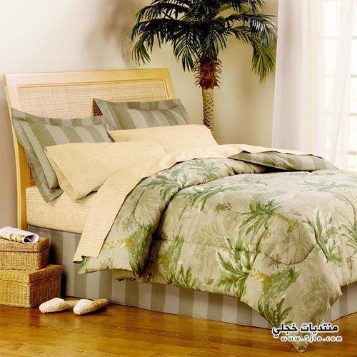 سراير 2014 مفارش سرير للعرايس