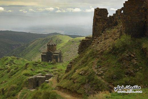 السياحة جمهورية ارمينيا