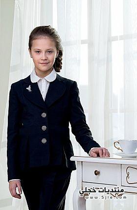ازياء مدرسة للبنات ملابس مدرسية