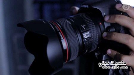 تفسير كاميرا التصوير