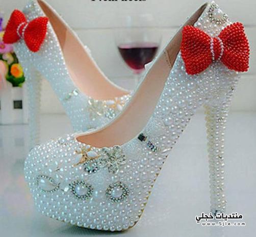 احذية عروس 2018