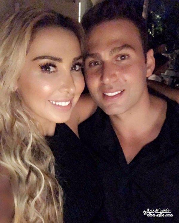 جويل وزوجها 2017