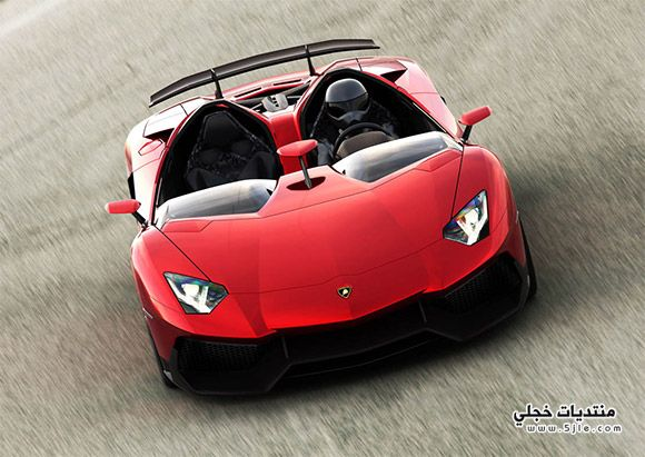لامبورجيني افنتادور الجديدة سيارة خارقة